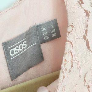ASOS Petite Dresses - ASOS Petite lace midi dress